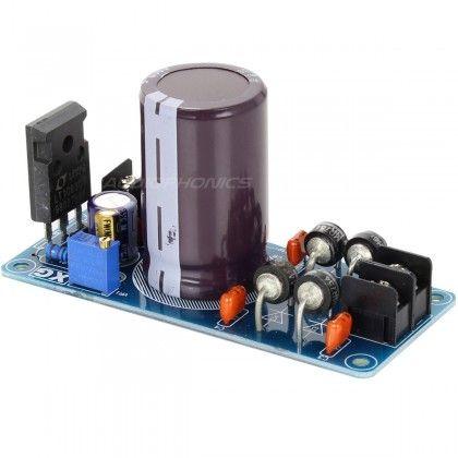Linear Power Supply Board Dc Lt1083 2 5v To 30v 6a Diy Electronics Diy