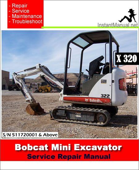 a7f4faafa34f5e867346283bf564c9e9 bobcat service manual bobcat 322 mini excavator service manual Bobcat 325 Mini Excavator at highcare.asia