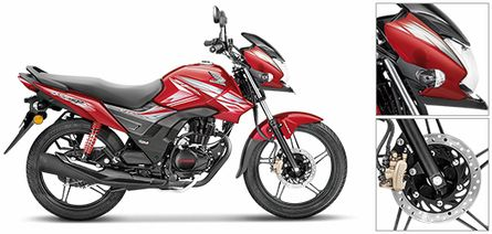 Honda Cb Shine Sp Price In India Mileage And Review Honda Cb Honda Hero Hunk