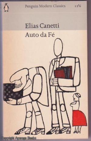 Auto Da Fe By Elias Canetti Libri