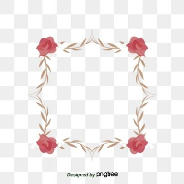 Cards Roses Letters Borders Greeting Card Border Flower Vine