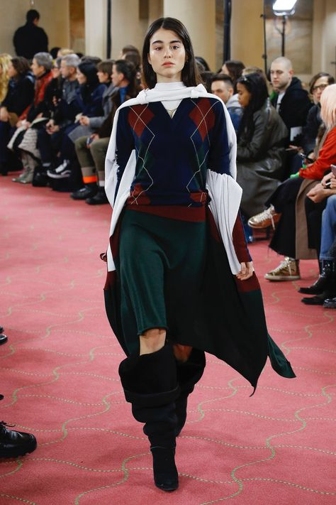 Y/Project | Ready-to-Wear - Autumn 2018 | Look 8
