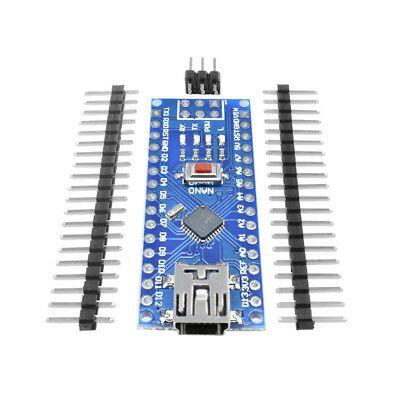 MINI USB Nano V3.0 ATmega328P CH340G 5V 16M Micro-controller board For Arduino N