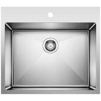 23 6 X 19 7 Free Standing Laundry Sink With Faucet Sink