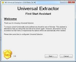 Universal Extractor 2018 Review Free Download For Windows +
