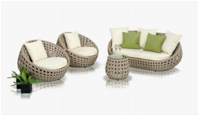 Incredible Roller Funktionssofa Patio Sofa Set Rattan Garden Furniture Wicker Sofa Outdoor