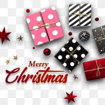 Merry Christmas And Happy Holidays Greeting Card With Gift Boxes And Golden Balls On Transparent Background Merry Christmas Clipart Frame Popular Png Transpa Contoh Undangan Pernikahan Undangan Pernikahan Bingkai
