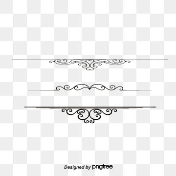 Beautiful Vector Creative Dividing Line Png And Vector Graphic Design Background Templates Creative Background Clip Art