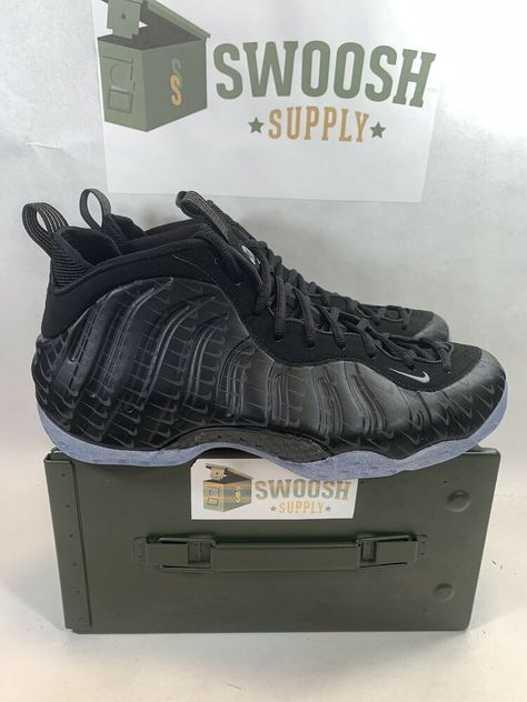 Nike Air Foamposite One Twilight Custom SBD