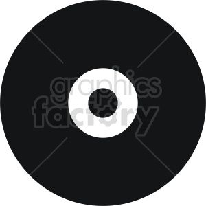 Vinyl Record Vector Icon Graphic Clipart 5 Clip Art Vector Icons Vinyl Records