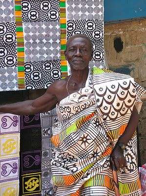 Adinkra printing from Ghana- great cultural information PLUS a fabulous art project for kids to make their own adinkra stamps
