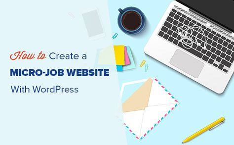 How to Create a Micro-Job Website Like Fiverr with WordPress