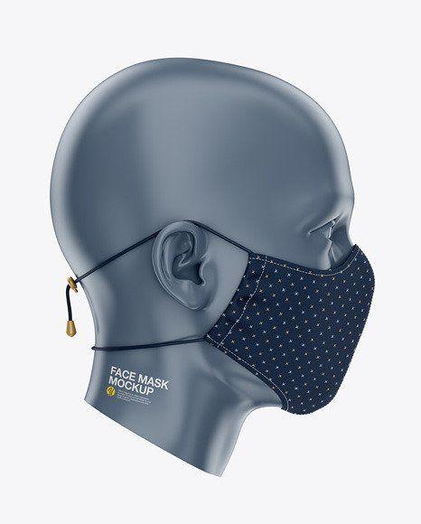 Download Surgical Face Mask Box Mockup In 2020 Face Mask Clothing Mockup Logo Design Mockup