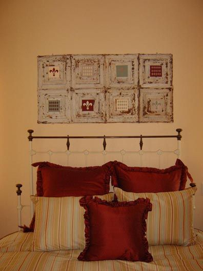 All Sorts Of Ideas For Old Tin Ceiling Panels You Can Get Home Improvement S Too And Distress Them
