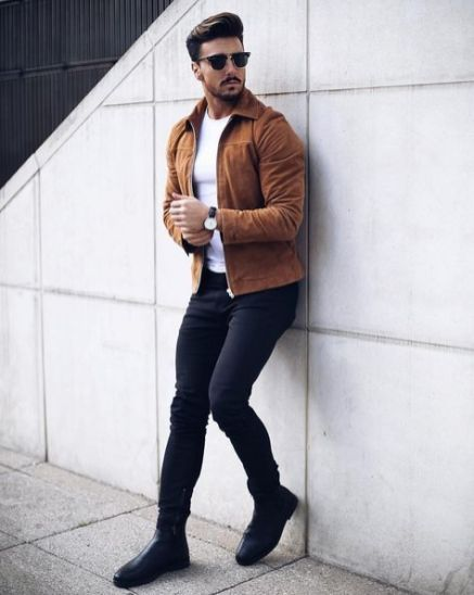 Winter Outfit Street Style For Men Trend 2019 11