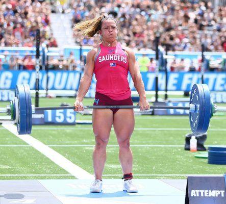 Kara Webb Crossfit Diet Workout Tips Stats And More Kara Saunders Kara Webb Female Crossfit Athletes Fitness Tips