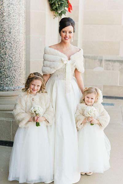Winter is Coming! Best Winter Wedding Trends
