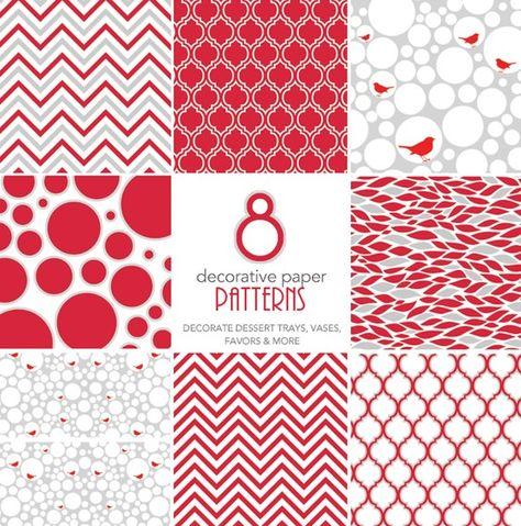 photo regarding Free Printable Decorative Paper referred to as Pinterest