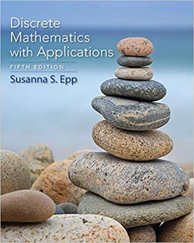 Discrete Mathematics With Applications 5th Edition Isbn 13 978 1337694193 Ebookschoice Com Discrete Mathematics Mathematics Mathematics Education