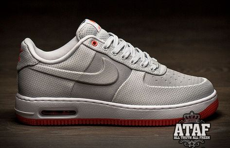 Nike Air Force 1 VT Platinum Jacquard | Sole Collector