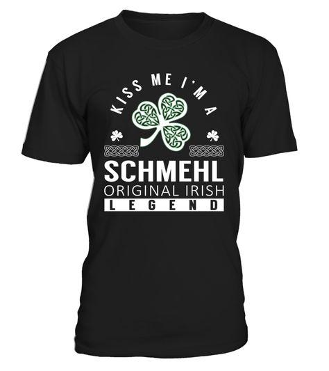 SCHMEHL Original Irish Legend
