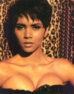 Browse our collection about Halle Berry short hairstyles with choppy bangs provided by Cool Short Hairstyles - Cool & Trendy Short Hairstyles 2017