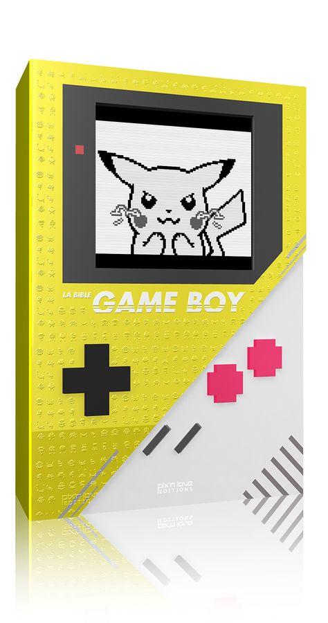 La Bible Game Boy - Pokémon Set