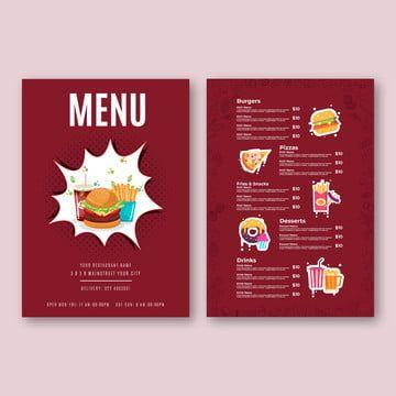 قائمة طعام طعام مطعم كتيب تصميم قالب القائمة تصميم قالب عشاء إبداعي خمر مع رسم مرسومة باليد ناقلات قائمة طعام نشرة طعام الذواقة لوحة القائمة مطعم مقهى قائمة طعا Restaurant Brochures
