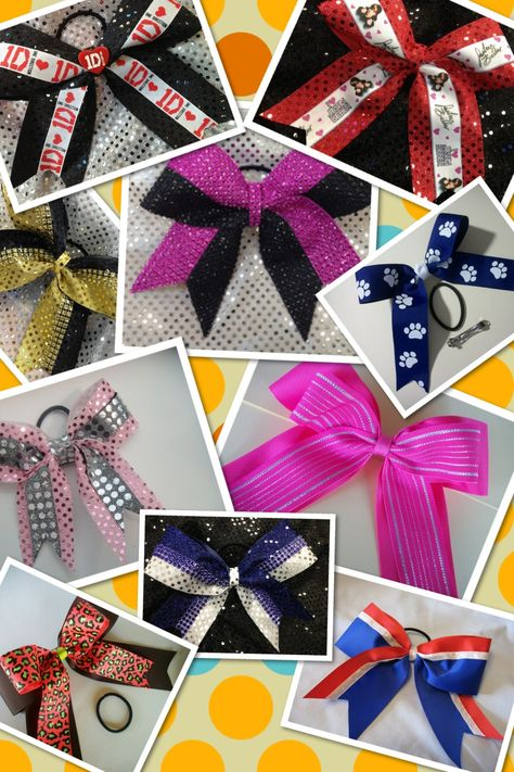Different kinds of bows