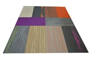 Dean Flooring Company Affordable 24 X 24 Commercial Carpet Tile