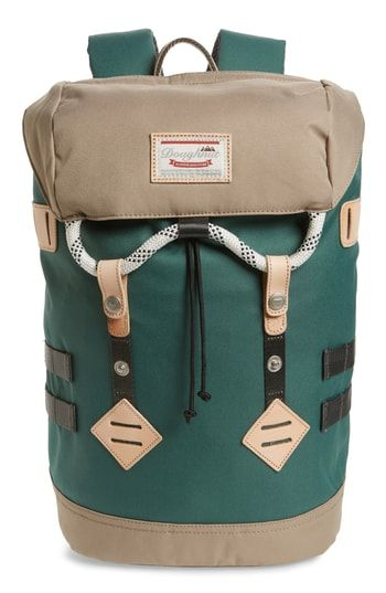 Doughnut Small Colorado Water Repellent Backpack  659dbbfb0935a