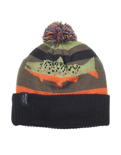 Repyourwater Digi Brookie Knit Hat Fishwest Fly Shop 2017 Fly Fishing Holiday Wishlist Knitted Hats Fishing Holidays Fly Shop