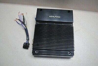 Vintage Old School Kenwood Kac 720 100 Watt Sound Quality Car Audio Sound Quality Kenwood