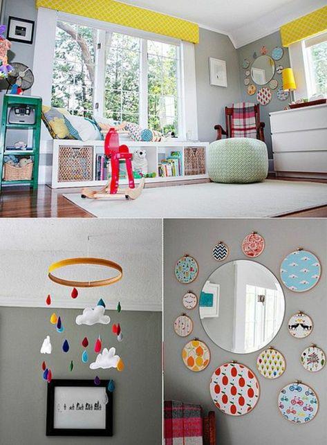 La chambre bébé mixte en 43 photos d\'intérieur! | Idées | Chambre ...