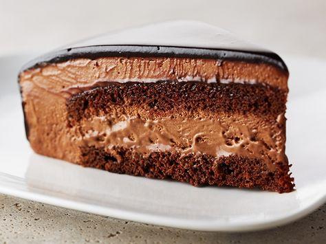 Receta Pastel De Mousse De Chocolate En Casaclubtv Com Tarta De