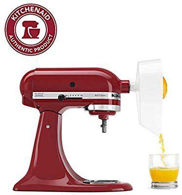Amazon Com Kitchenaid Je Citrus Juicer Attachment Mixer