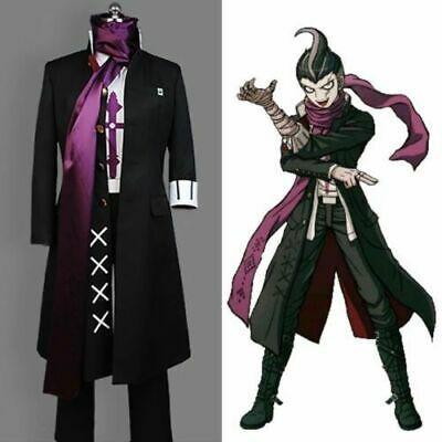 Details about  /NEW  Danganronpa Dangan Ronpa Gundham Gundam Tanaka Outfit Cosplay