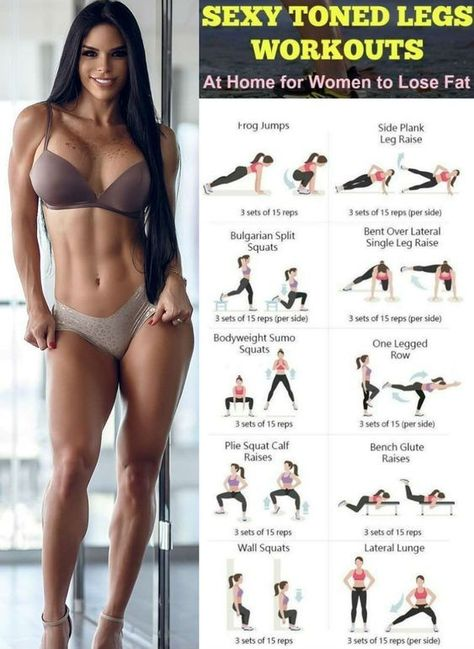 Best Home Workout Program Bodybuilding
