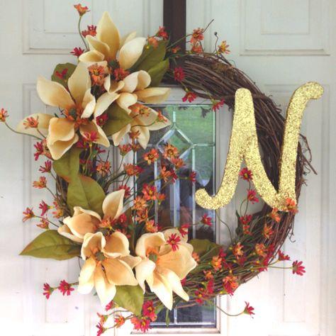 My everyday wreath