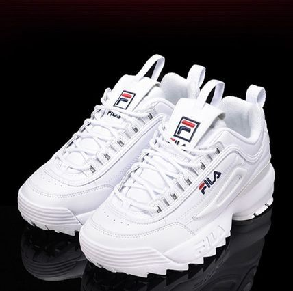 FILA Platform Platform & Wedge Sneakers Sneakers fashion  Sneakers fashion