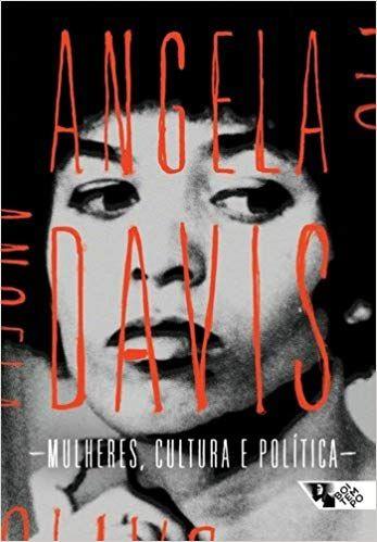 Imagem De Angela Davis Por V Nathaly Em Feminismo Livros