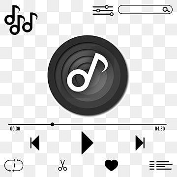 Conjunto De Iconos De Musica Elemento De Vector De Telefono Android Clipart De Musica Musica Vector Png Y Vector Para Descargar Gratis Pngtree In 2021 Icon Set Music Clipart Minimalist Music
