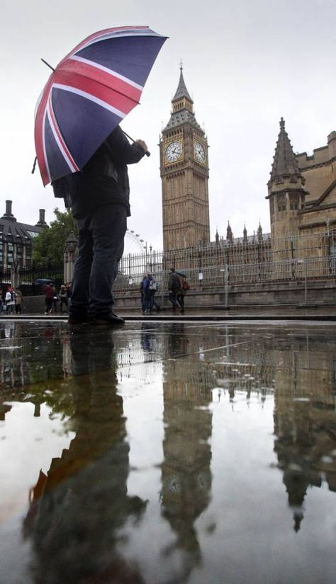 картинки про британскую погоду придумал технологию