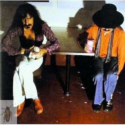 Bongo Fury By Zappa And Beefheart Classic Rock Albums Fury Zappa