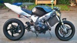 Honda Vfr800 Track Bike Racing Motorcycle Builds Pinterest