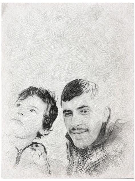 تحويل صورة لرسم يدوي في دقائق بدون برامج موقع تحويل الصور الى رسم باليد تحويل الصورة الى رسم ملون تحويل الصورة إلى رسم بقلم ا Sketches Art Male Sketch