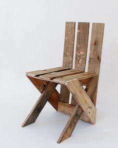Copy Paste Income Earn Extra Money   Sieben Design Objekte Zum Selberbauen    Seite 5   Design Wohnen DIY Chair Pallet Wood Money Like That Being  Deposited ...
