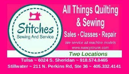 Nancy S Trunk Ripley Ok Pfaff Sewing Machine Bernina Sewing Machine Bernina Sewing