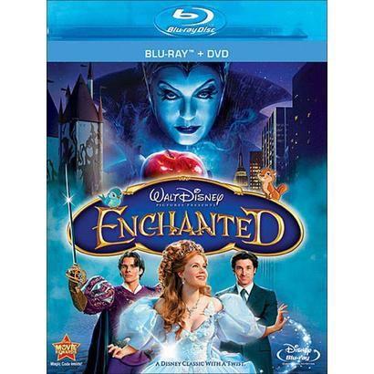 Enchanted [WS] [Blu-ray/DVD]