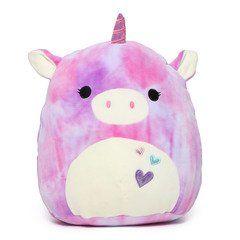 Squishmallow 12 Inch 2 For 7 Hollar Up To 40 Cash Back Unicorn Stuffed Animal Animal Pillows Unicorn Pillow